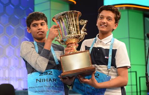 2016 Nihar Janga &  Jairam Hathwar