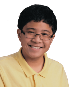 picture of spellers number 18, Minh Nguyen