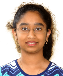 picture of spellers number 20, Vasundara Govindarajan