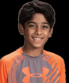 picture of spellers number 34, Ishaan Akula