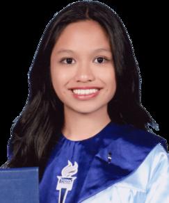picture of spellers number 44, Alyssa Faith Dela Cruz