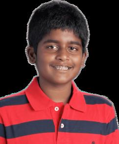 picture of spellers number 45, Vithul Ravivarma