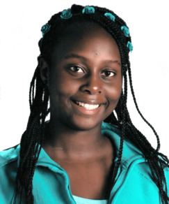 picture of spellers number 63, Elizabeth Muganyizi