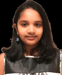 picture of spellers number 65, Samhita Kumar