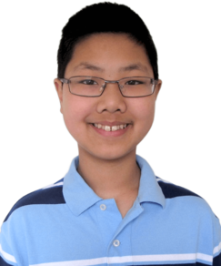 picture of spellers number 76, Lawrence Fu