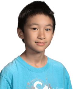 picture of spellers number 86, Leonardo Chen