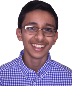 picture of spellers number 95, Haris Rana