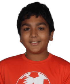 picture of spellers number 98, Arsh Shah