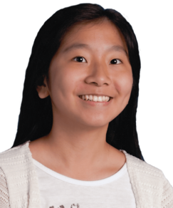 picture of spellers number 103, Tina  Huang