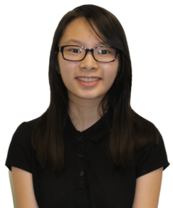 picture of spellers number 110, Kelly Han
