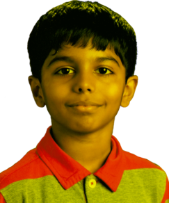 picture of spellers number 111, Sahil Langote