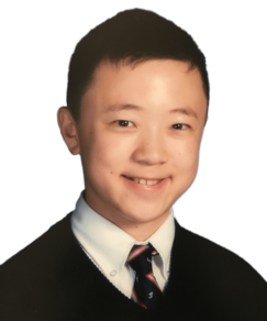 picture of spellers number 115, Winston Zuo