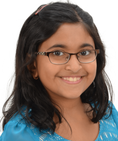 picture of spellers number 123, Hannah Fernandes