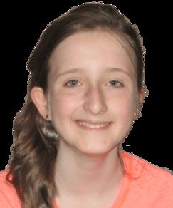 picture of spellers number 124, Grace McKeegan