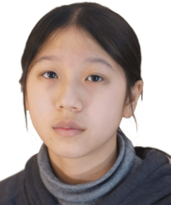 picture of spellers number 127, Emma Liu