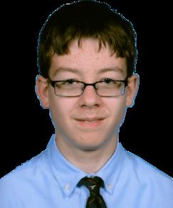 picture of spellers number 128, Owen Kovalik