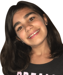 picture of spellers number 137, Alia Abou Dakka