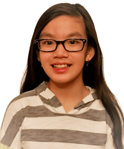 picture of spellers number 145, Sylvia Nguyen