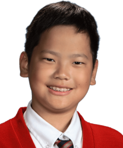 picture of spellers number 154, Jeff Zheng