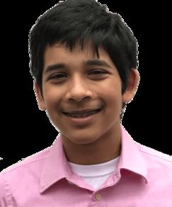 picture of spellers number 163, Nikhil Lahiri
