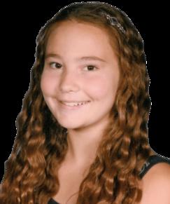 picture of spellers number 168, Rebekah Zeigler