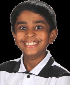 picture of spellers number 171, Akilan Sankaran