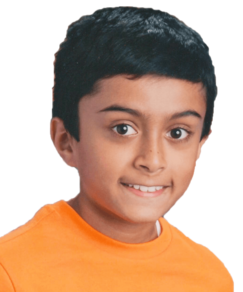 picture of spellers number 195, Akshansh Ajay Kumar