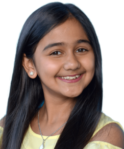 picture of spellers number 210, Naysa Modi