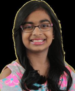 picture of spellers number 214, Ashrita Gandhari
