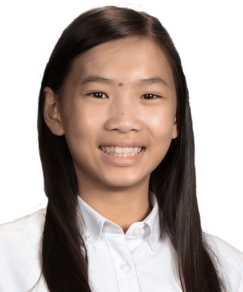 picture of spellers number 222, Celine Yap