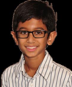 picture of spellers number 235, Rohan Rajeev