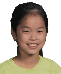 picture of spellers number 238, Lisa Lin