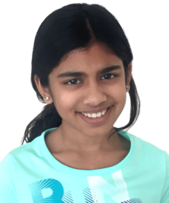 picture of spellers number 255, Anika Gundlapalli