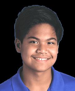 picture of spellers number 262, Martius Bautista