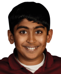 picture of spellers number 280, Srikar Chamarthi