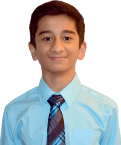 picture of spellers number 284, Devesh Shah