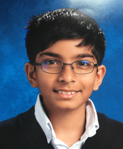 picture of speller number 6, Sameer Tangirala