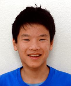 picture of speller number 26, Aren Wang
