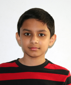 picture of speller number 28, Aritra Banerjee