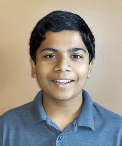 picture of speller number 34, Ritvik Teegavarapu