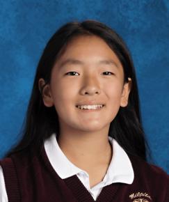 picture of speller number 35, Caitlin Higuchi
