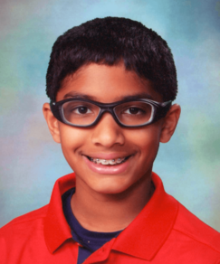 picture of speller number 37, Siddharth Doppalapudi