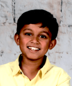 picture of speller number 40, Shiv Mehrotra-Varma