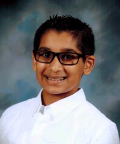 picture of speller number 41, Taj Patel