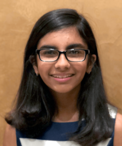 picture of speller number 50, Aisha Randhawa