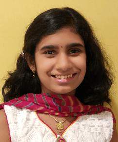 picture of speller number 55, Maanvi Sarwadi
