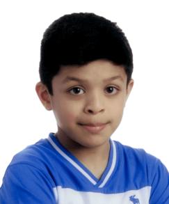 picture of speller number 63, Arin Bhandari