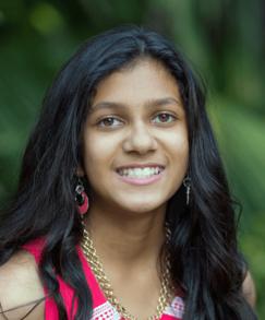 picture of speller number 71, Alisha Chakravarty