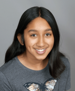 picture of speller number 80, Anisha Rao