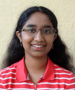 picture of speller number 81, Vasundara Govindarajan